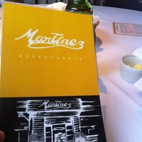 Photo taken at Martinez Restaurante by Eduardo S. on 3/29/2012
