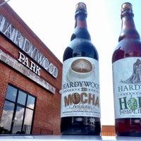Photo taken at Hardywood Park Craft Brewery by PJ C. on 6/1/2012
