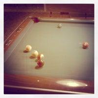 Photo taken at Clicks Billiards by Nicholas B. on 5/4/2012