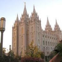 Photo taken at Temple Square by Edward H. on 7/12/2012