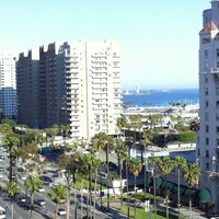 Photo taken at Renaissance Long Beach Hotel by Debra on 4/17/2012