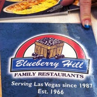 Photo taken at Blueberry Hill Family Restaurant by Phil G. on 5/27/2012