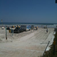 Photo taken at Lenox Beach Approach by Mary J. on 4/4/2012