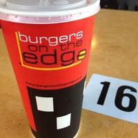 Photo taken at Burgers on the Edge by Eduardo S. on 5/27/2012