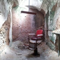 Photo taken at Eastern State Penitentiary by Dejan N. on 9/13/2012