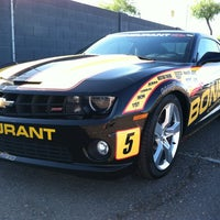 Photo taken at Freeway Chevrolet by Colin D. on 5/15/2012