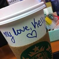 Photo taken at Starbucks by Kelly H. on 6/28/2012
