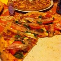 Photo taken at Pizzeria Santalucia by David V. on 5/21/2012