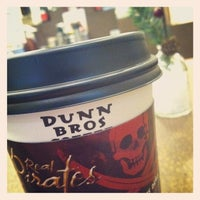 Photo taken at Dunn Bros Coffee by Brian H. on 3/1/2012
