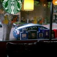 Photo taken at Starbucks by Kevin P. on 2/27/2012