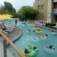 Photo taken at JW Marriott Phoenix Desert Ridge Resort & Spa by Heather L. on 7/14/2012