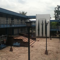 Photo taken at Facultad de Derecho by Xenpoala on 6/30/2012