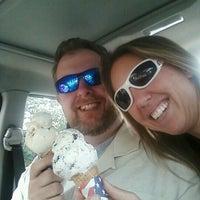 Photo taken at Lone Oak Ice Cream by Nichole F. on 8/25/2012