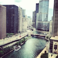 Photo taken at Sheraton Grand Chicago by Mark J. on 8/9/2012