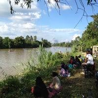Photo taken at Batang rokan by Eri Isriadi on 7/20/2012