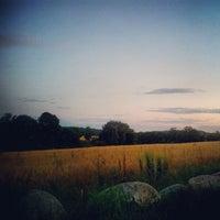 Photo taken at De fredet marker by Soffie R. on 8/3/2012