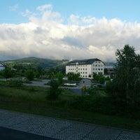 Photo taken at CJD Ilmenau,  Berufliches Bildungszentrum by Stefan U. on 6/22/2012