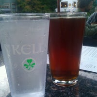 Photo taken at Kells Brewery by Theo S. on 8/9/2012