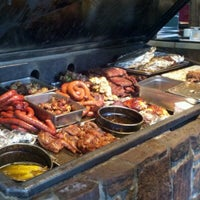 Photo taken at Hard Eight BBQ by Geoff Z. on 6/20/2012