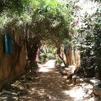 Photo taken at Gorée Island by Mathilde P. on 6/28/2012