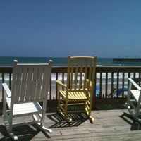 Photo taken at Daddy Mac's Beach Grille by Brad M. on 5/28/2012