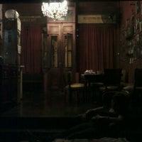 Photo taken at Hostel Carlos Gardel by Cristian O. on 2/20/2012