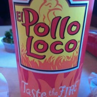 Photo taken at El Pollo Loco by April M. on 6/27/2012