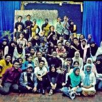 Photo taken at Unit Kebudayaan & Kesenian UiTM Machang by Ayyman R. on 3/17/2012