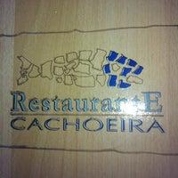 Photo taken at Restaurante Cachoeira by RêMartins on 7/28/2012