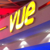 Photo taken at Vue Cinema by Andrew R. on 6/3/2012