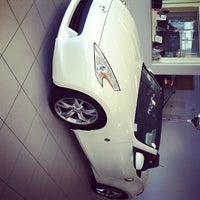 Photo taken at Endicott Nissan by Supa on 3/26/2012