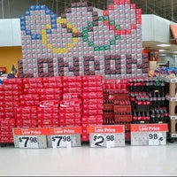 Photo taken at Walmart Supercenter by Heriberto R. on 8/1/2012