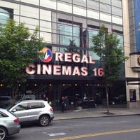 Photo taken at Regal Cinemas Meridian 16 by David D. on 6/9/2012