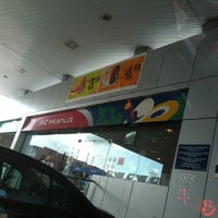 Photo taken at Posto BR by Fco P. on 2/26/2012