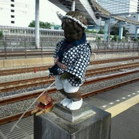 Photo taken at Hamamatsuchō Station by jujurin 0. on 9/4/2012
