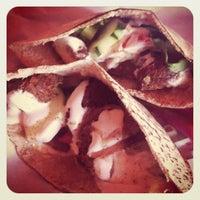 Photo taken at Tsom Vegetarian Flavors by Lee-ann D. on 7/24/2012