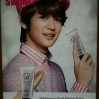 Photo taken at Etude House by Alice L. on 9/11/2012