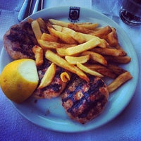 Photo taken at Ζάχος Grill by Liana L. on 5/2/2012