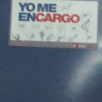Photo taken at Transportes Línea by RoxanaLucía on 9/11/2012
