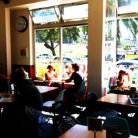 Photo taken at Dolores Park Cafe by Rosemarie M. on 7/3/2012