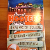Photo taken at Hooters by Edgar M. on 6/26/2012