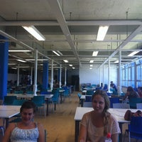 Photo taken at Sala de Estudo - ISCTE-IUL by Christina P. on 7/20/2012