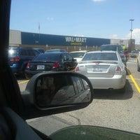 Photo taken at Walmart Supercenter by Corina H. on 7/21/2012