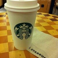 Photo taken at Starbucks Coffee by Carmichael Keane S. on 6/17/2012