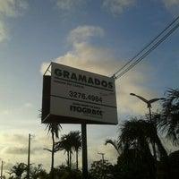 Photo taken at Gramados by Chesco S. on 2/28/2012