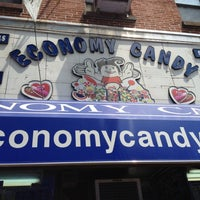 Photo taken at Economy Candy by Rachel A. on 6/10/2012
