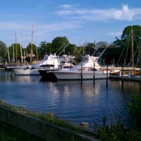 Photo taken at Shelter Island North Ferry - Greenport Terminal by Gregg B. on 5/7/2012
