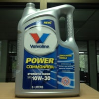 Photo taken at Valvoline Thailand Head Office by Poh U. on 7/4/2012