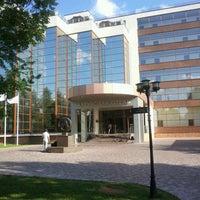 Photo taken at Arthurs Village & SPA Hotel by Персик П. on 7/16/2012