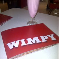 Photo taken at Wimpy by Maresa B. on 8/18/2012